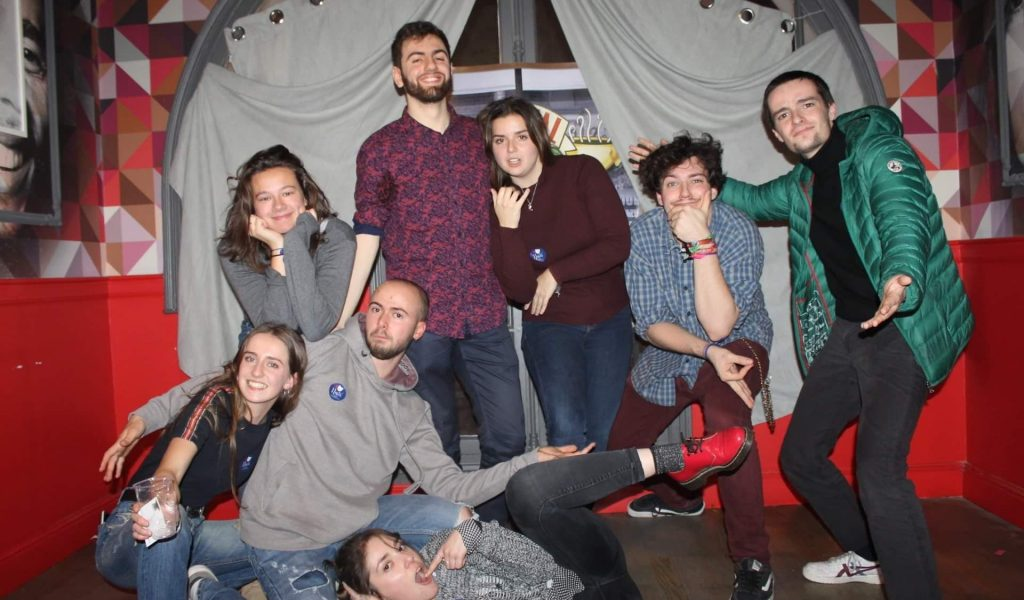 Inreimsibles NSE Impro #1