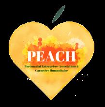 logo peach
